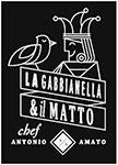 La Gabbianella e Il Matto Logo
